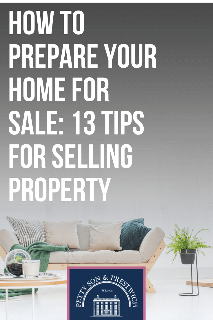 How To Prepare Your Home For Sale 13 Tips For Selling Property 1