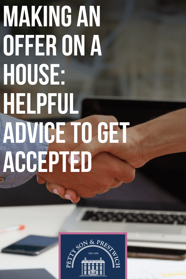 how to make an offer on property and get accepted