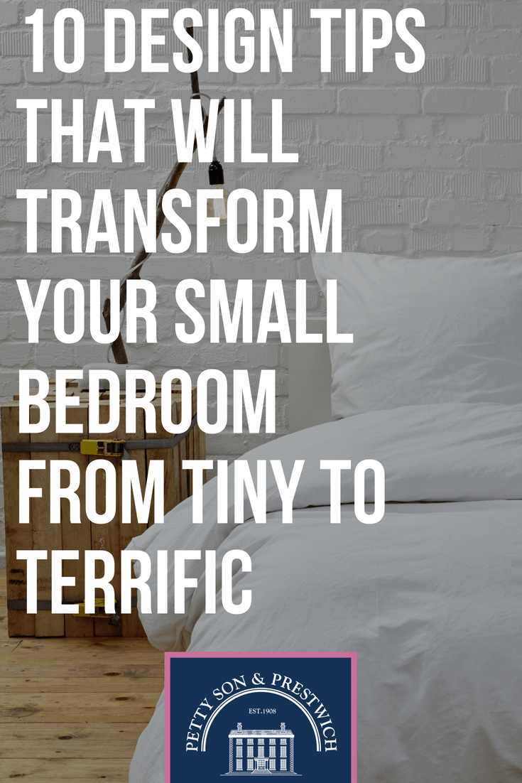 10 design tips that will transform your small bedroom from tiny to terrific