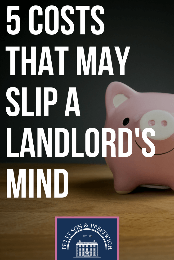 5 costs that may slip a landlords mind