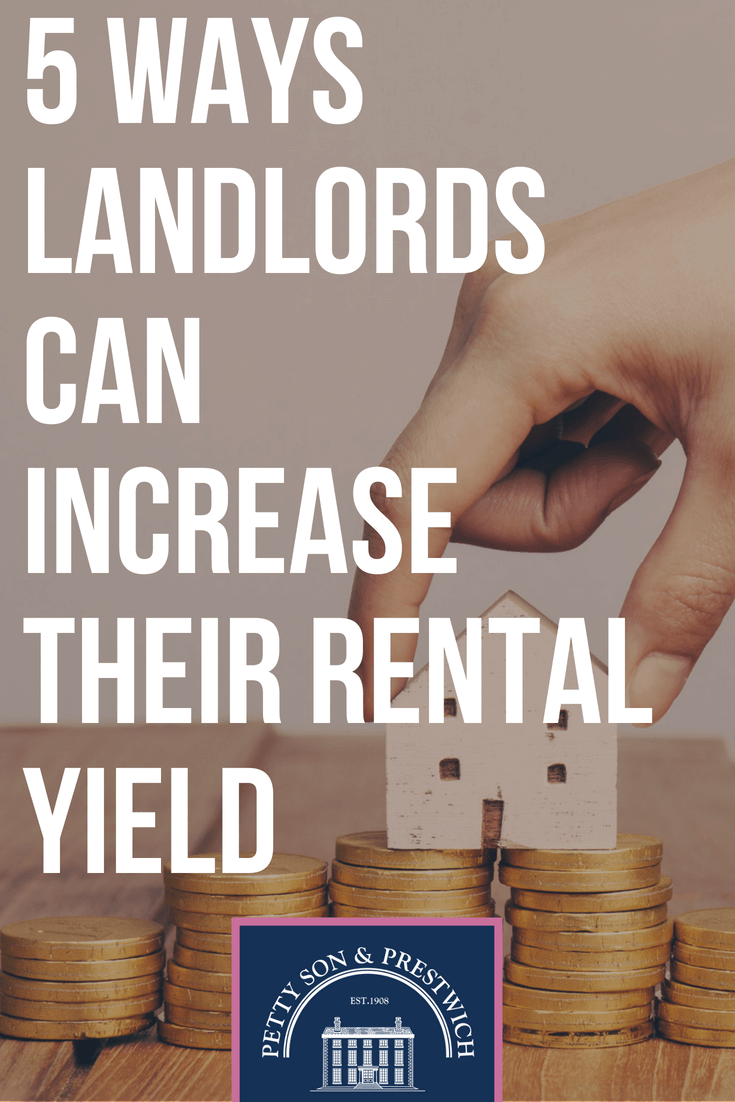 5 ways landlords can increase their rental yields