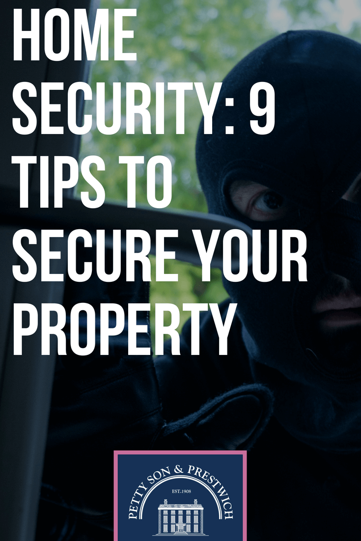 home security 9 tips to secure your property