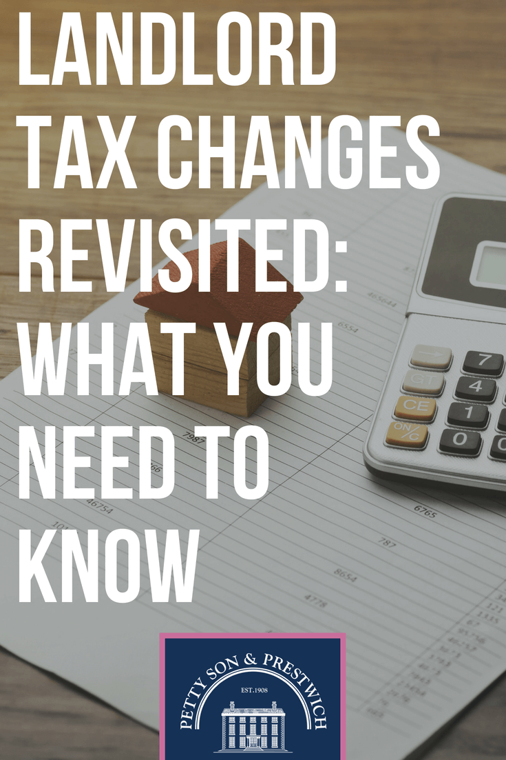landlord tax changes revisited what you need to know