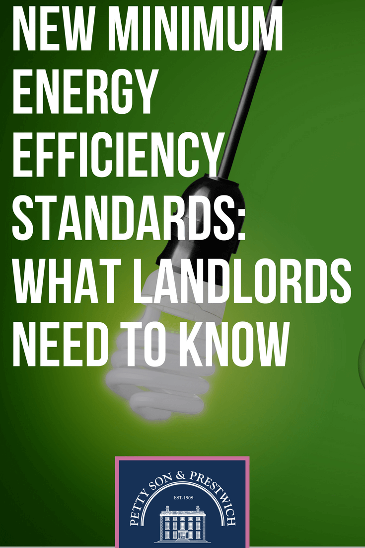 new minimum energy efficiency standards what landlords need to know