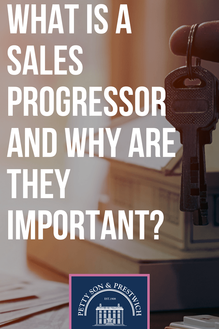what is a sales progressor and why are they important