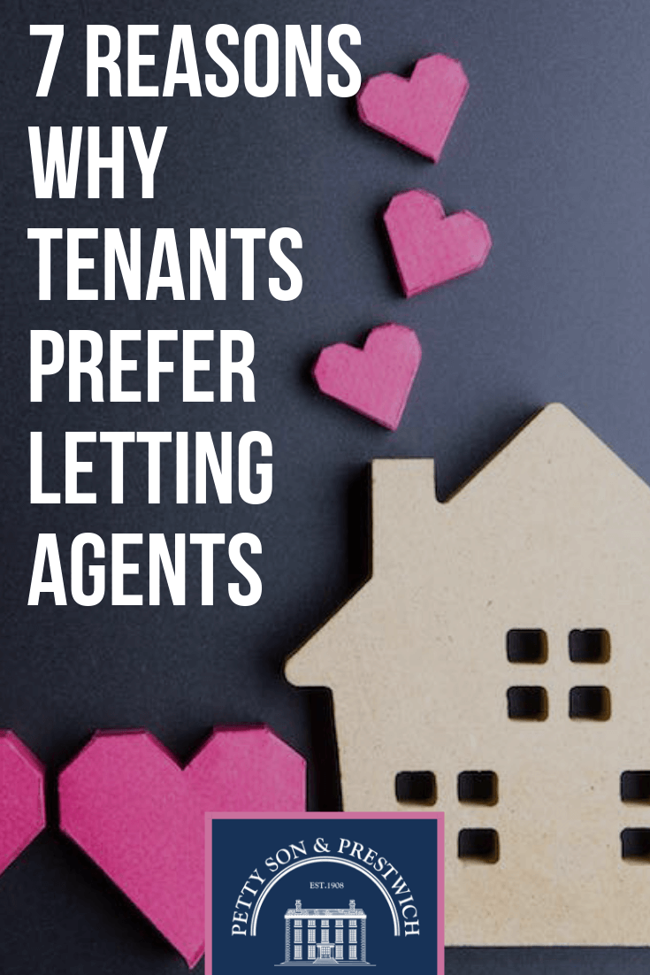 7 Reasons Why Tenants Prefer Letting Agents 1