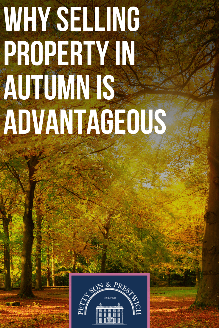 autumn great for selling property