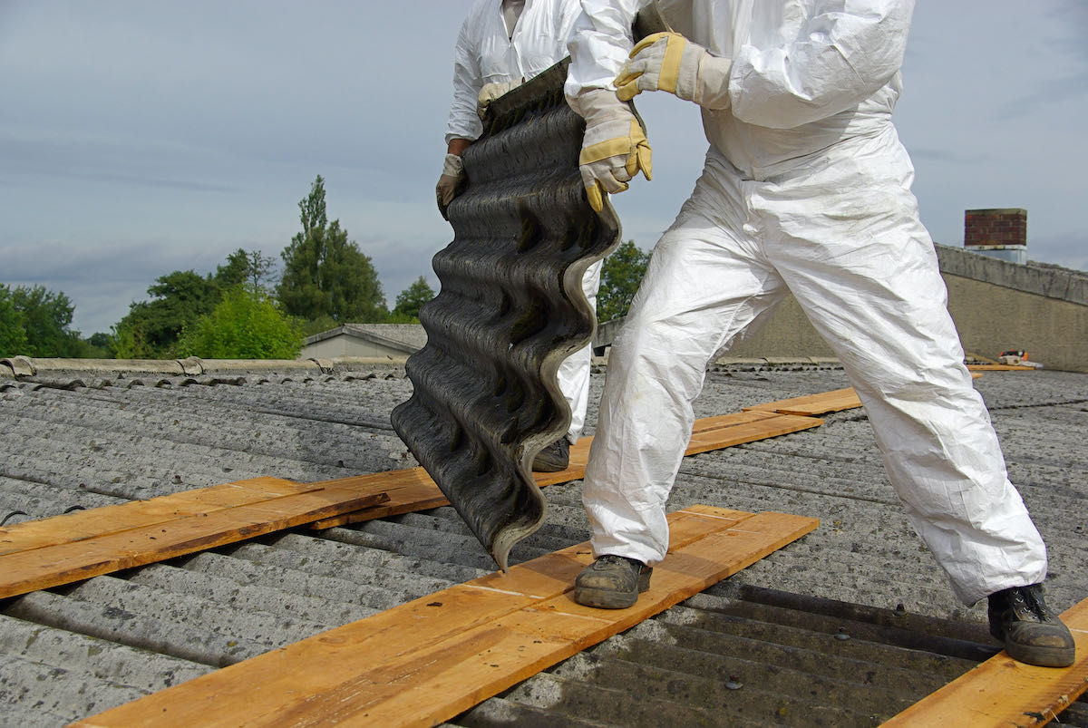 Asbestos In The Home Buying Selling Property Advice