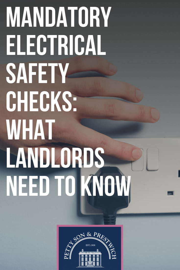 mandatory electrical safety checks landlords