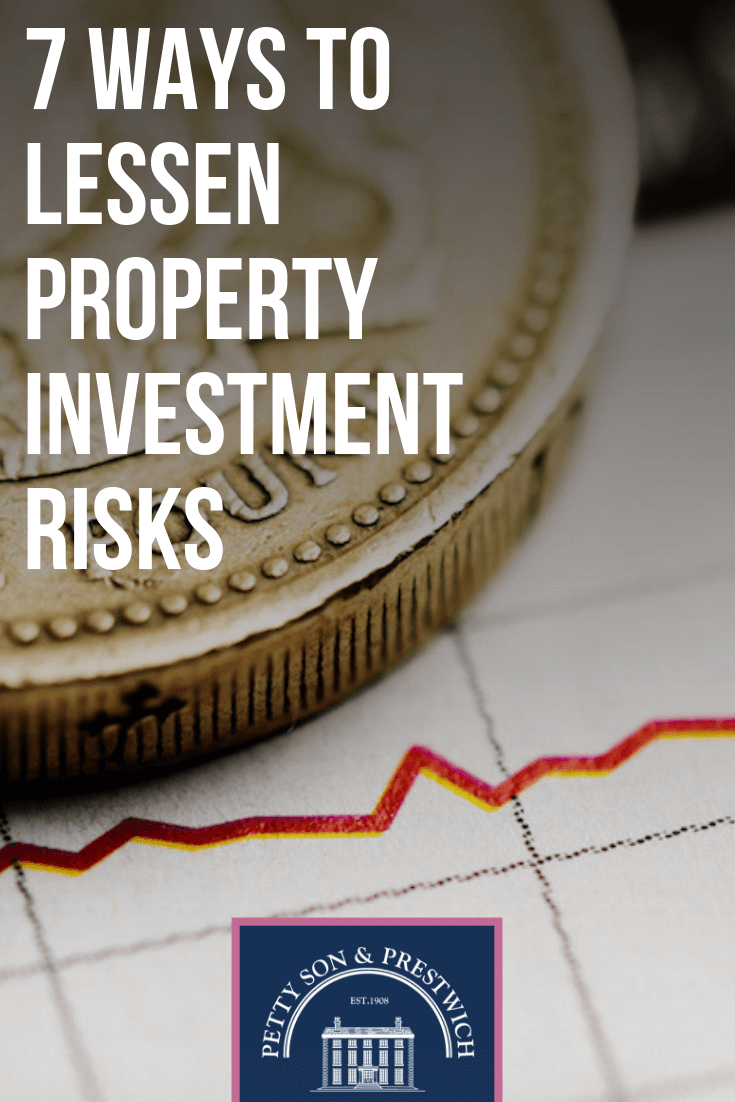 how to lessen property investment risk