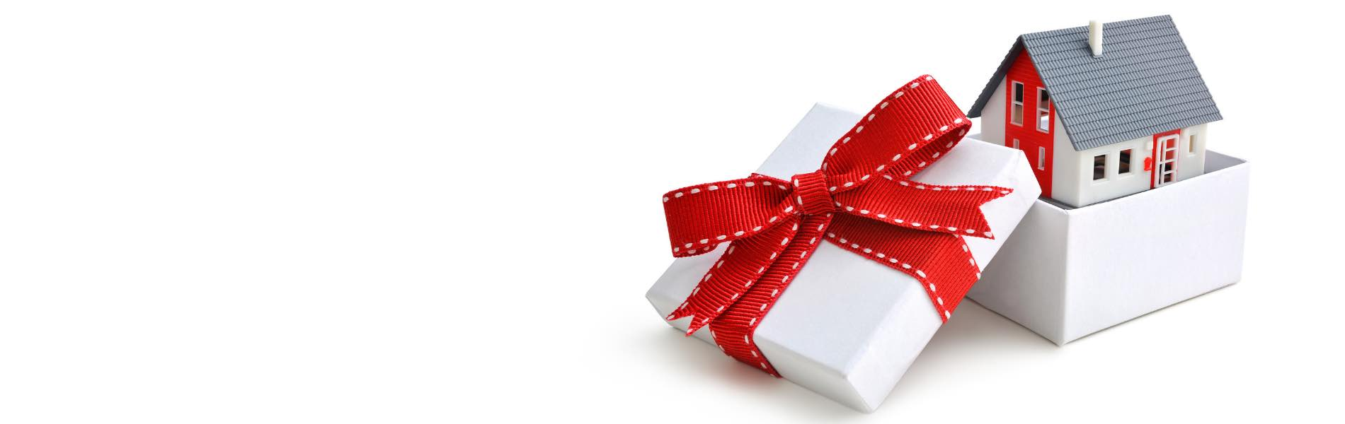 Gifting Property To Family Member >> Gifting Property: How To Transfer Home Ownership With Deed Of Gift