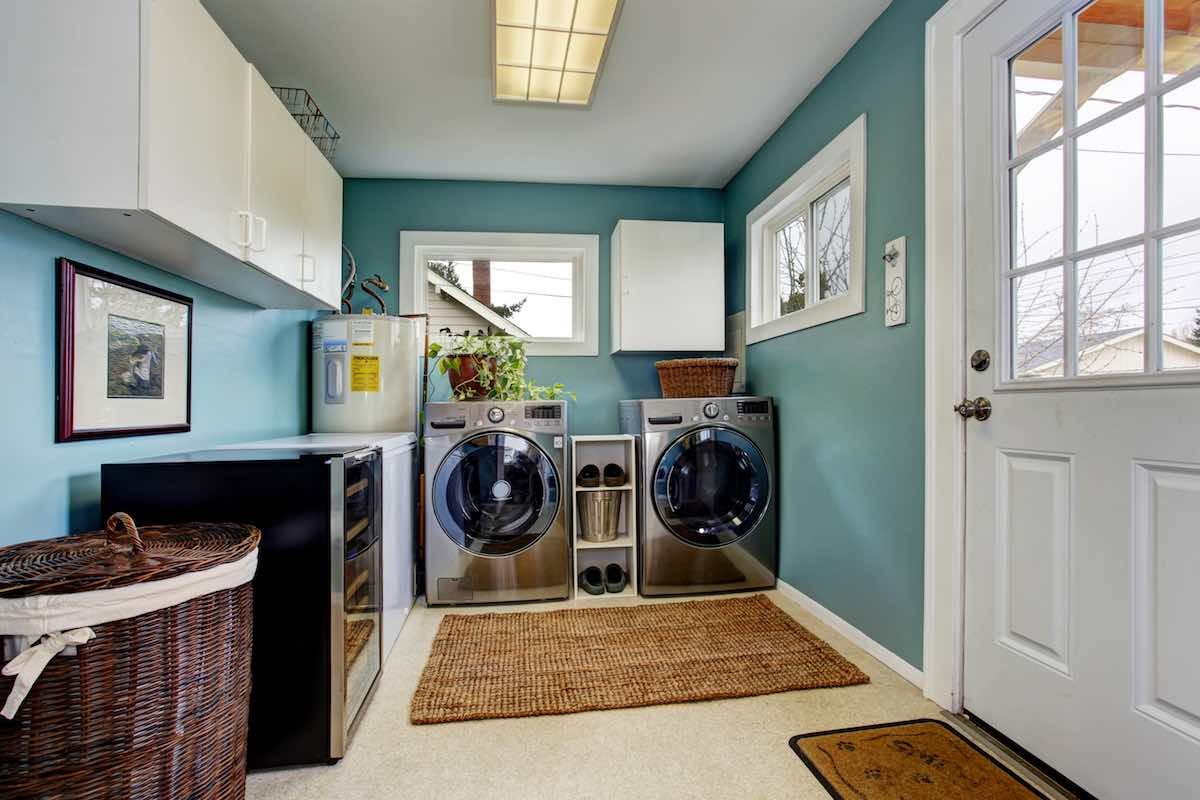 laundry room add value to property