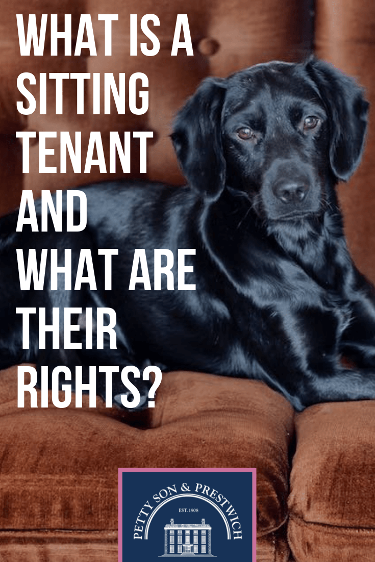 what is sitting tenant and what are their rights