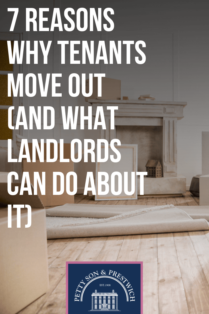 landlords avoid tenants moving